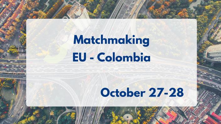 Matchmaking ciudades sostenibles